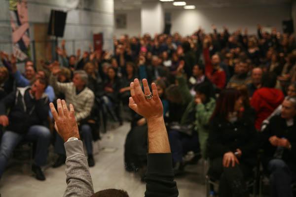 Γενική Συνέλευση του Εκπολιτιστικού Συλλόγου  Καλοχίου ΄΄Η ΣΚΑΜΝΙΑ΄΄