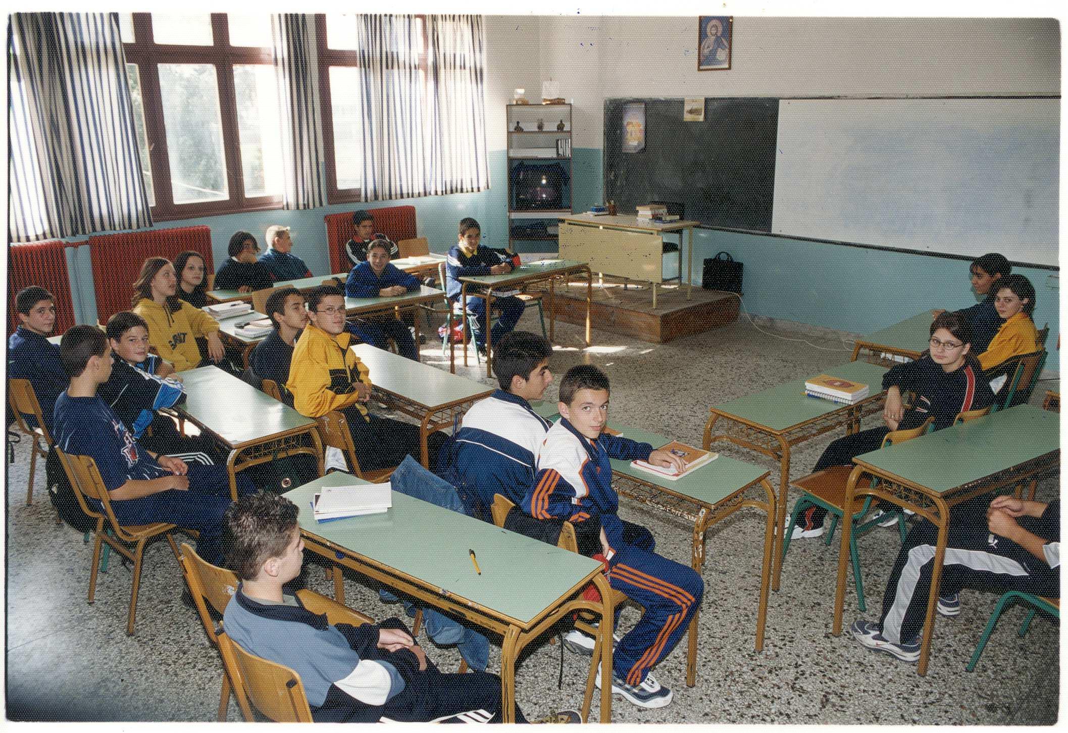 Εγγραφές μαθητών στο 1ο Γυμνάσιο Γρεβενών
