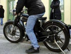 Προσπάθησε… να κλέψει μοτοσικλέτα – Συνελήφθη στην αυλή του σπιτιού!!!
