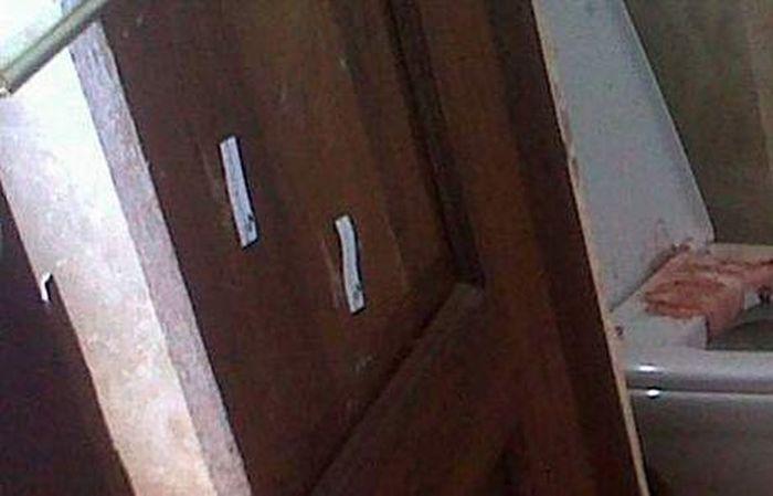 video Το μπάνιο του Πιστόριους