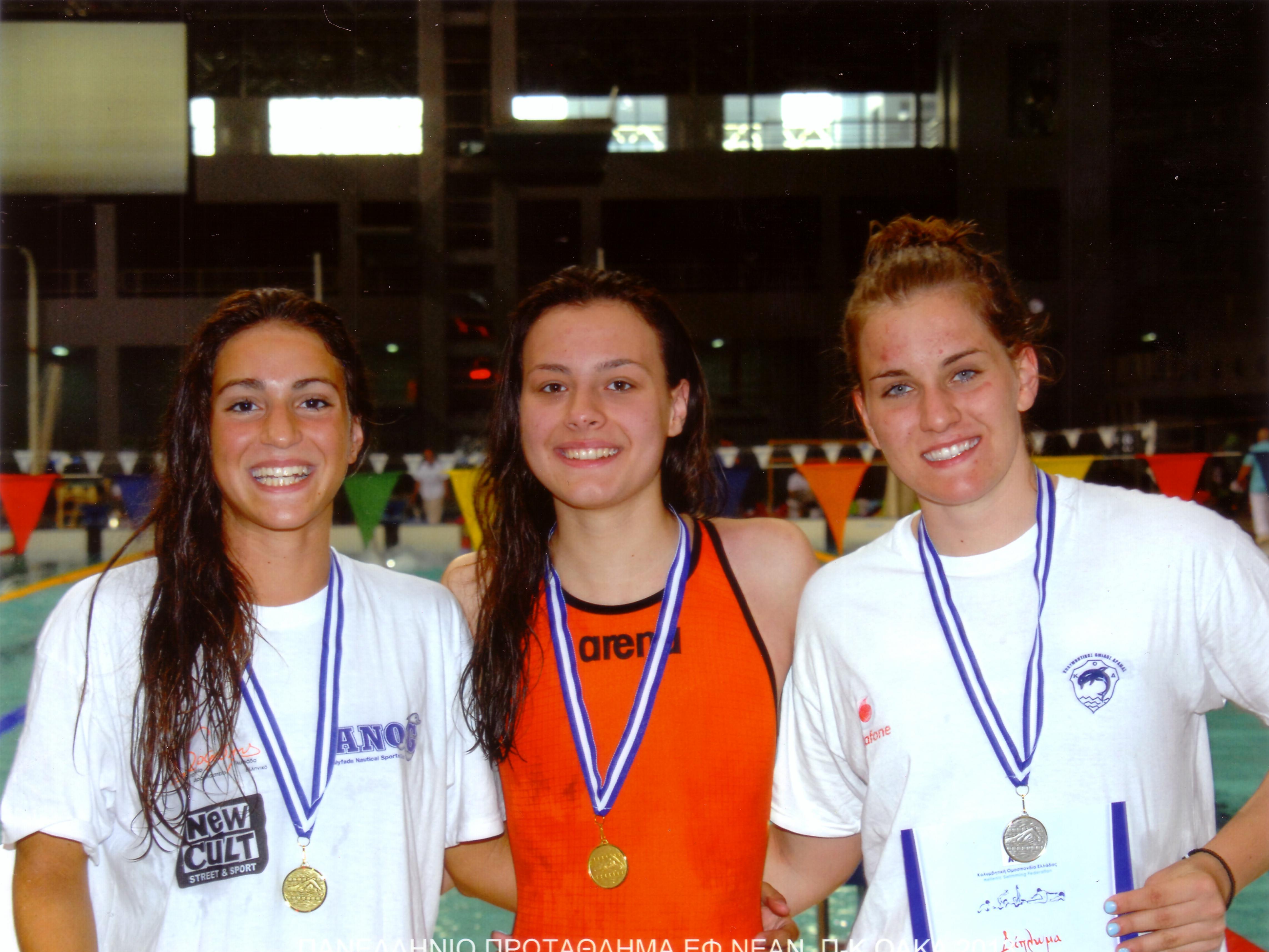 Με επιτυχίες και ελπιδοφόρες εμφανίσεις για το μέλλον επέστρεψε η ομάδα κολύμβησης των Γρεβενών από το πανελλήνιο πρωτάθλημα κατηγοριών