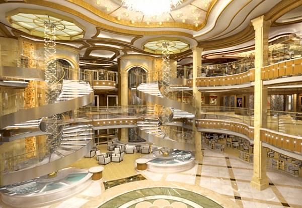 Το ωραιότερο κρουαζιερόπλοιο του κόσμου έδεσε στον Πειραιά – Εντυπωσιακές ΦΩΤΟ