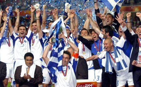 Σαν σήμερα: O θρίαμβος της Ελλάδας στο Euro 2004