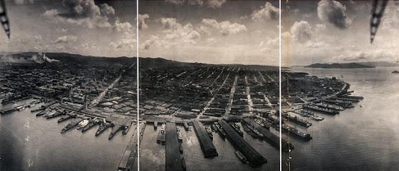 Αεροφωτογραφίες από την Αμερική το 1900
