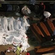 Δέκα συγκλονιστικές φωτογραφίες από το λεωφορείο του θανάτου στην Ιταλία