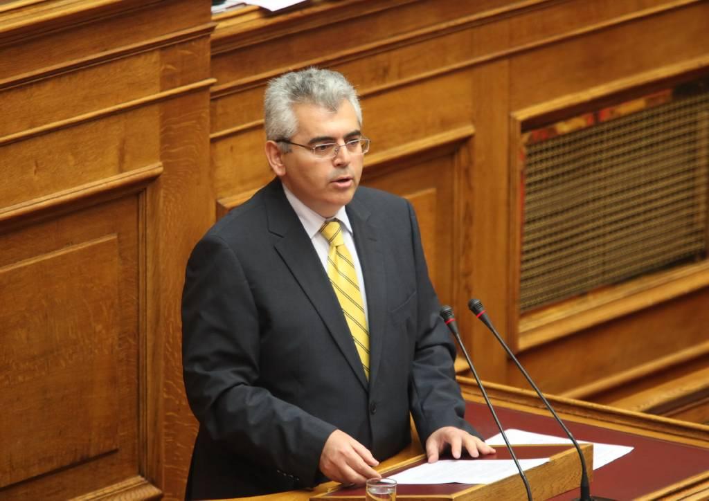 Στη Σαμαρίνα ο Αναπληρωτής Υπουργός Αγροτικής Ανάπτυξης και Τροφίμων Μάξιμος Χαρακόπουλος