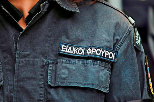 Καστοριά: Ειδικός φρουρός με όπλα και ναρκωτικά