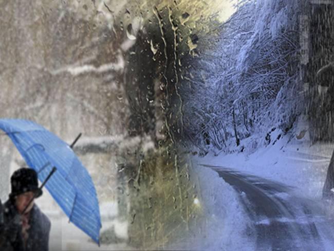 Έκτακτο Δελτίο επιδείνωσης του καιρού σε Δυτική Μακεδονία και Ήπειρο