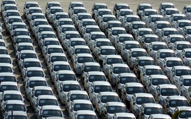 Μειώθηκαν κατά 6,5% οι νέες άδειες κυκλοφορίας