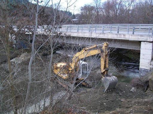 Περιφέρεια: Αναβαθμίζεται περιβαλλοντικά και αισθητικά η κοίτη του Γρεβενίτη ποταμού