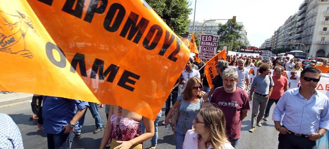 Λουκέτο στα σχολεία -Πενθήμερες επαναλαμβανόμενες απεργίες από τις 16 Σεπτεμβρίου