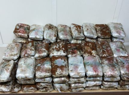 Σύλληψη αλλοδαπού στην Κρυσταλλοπηγή Φλώρινας για εισαγωγή και μεταφορά ναρκωτικών ουσιών