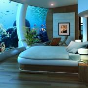 Εντυπωσιακά υποβρύχια ξενοδοχεία!
