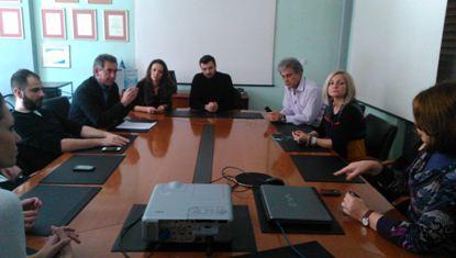 Την ΑΝΚΟ ΑΕ επισκέφτηκε την Παρασκευή 22-11-13 η Ενωτική Κίνηση Οικονομολόγων Δυτικής Μακεδονίας