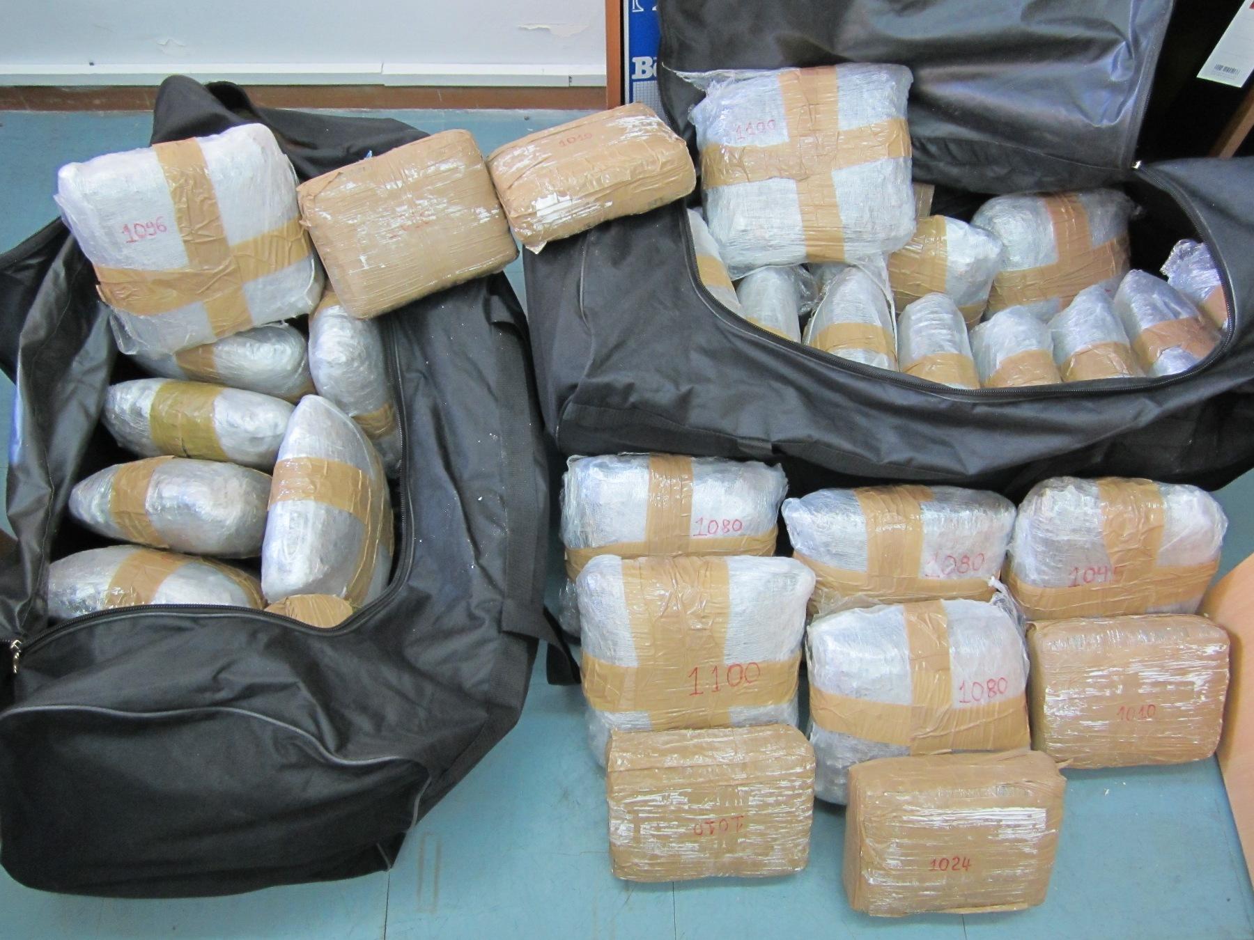 Συλλήψεις Αλβανών σε Φλώρινα και Κοζάνη για ναρκωτικά