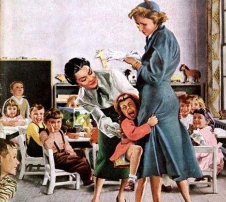 Βασικές οδηγίες για γονείς … προσχολικής ηλικίας