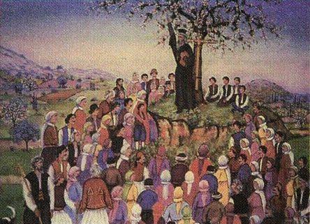Επιστολές: Η προφητεία του Αγίου Κοσμά