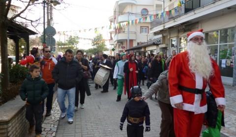 Πρόγραμμα Εορταστικών Εκδηλώσεων Δωδεκαημέρου 2013-2014 – Καρναβάλια  2014 Δήμου Καστοριάς