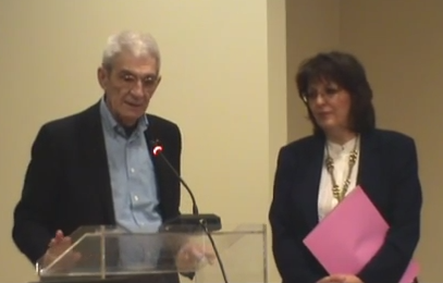 Γ. Μπουτάρης για Γ. Ζεμπιλιάδου: ΄΄Είναι αυτή που μπορεί να φτιάξει την Περιφέρεια΄΄ (video)