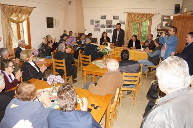 Επισκέψεις του Υποψήφιου Δημάρχου Γρεβενών κ. Γεωργίου Δασταμάνη και μελών του συνδυασμού «Γρεβενά-Συμμετέχω Ενεργά» στις τοπικές κοινότητες της Δημοτικής Ενότητας Αγίου Κοσμά (φωτορεπορτάζ)