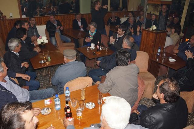 Φωτορεπορτάζ: Τις τοπικές κοινότητες Καλαμίτσιου, Μεσολάκκου, Καλοχίου, Αγάπης, Ιτέας, Αγαλαίων, Κέντρου, Νησίου και Σαρακήνας  επισκέφθηκε  ο Υποψήφιος Δήμαρχος Γρεβενών  κ. Γιώργιος Δασταμάνης