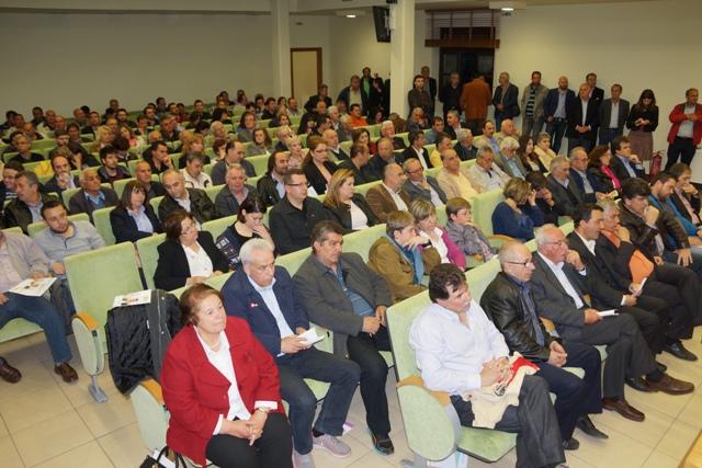Κοντά στους Γρεβενιώτες της Κοζάνης βρέθηκε ο Υποψήφιος Δήμαρχος Γρεβενών κ. Γιώργος Δασταμάνης