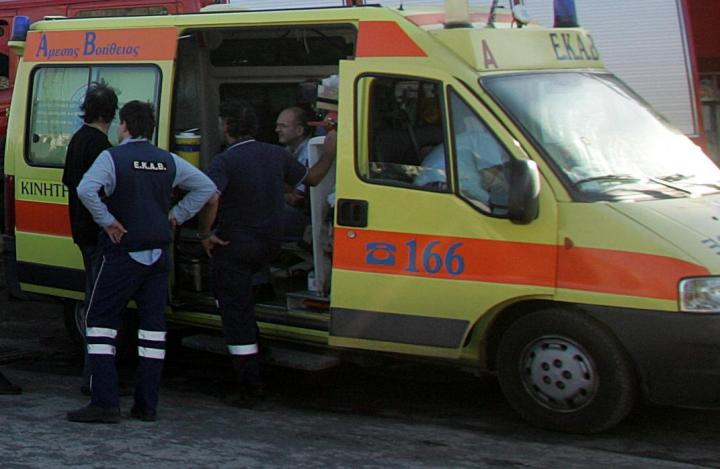 Ακινητοποίηση Ασθενοφόρων οχημάτων Ε.Κ.Α.Β στην Κοζάνη