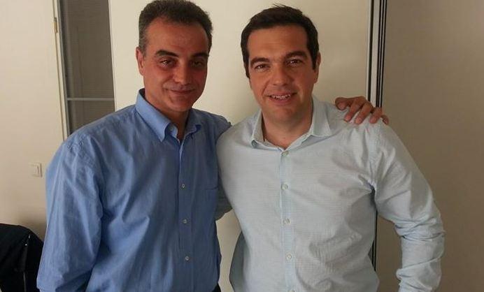 """Συναντήθηκε με τον Αλέξη Τσίπρα ο Θοδωρής Καρυπίδης – Όχι στο ξεπούλημα της """"Μικρής ΔΕΗ """""""