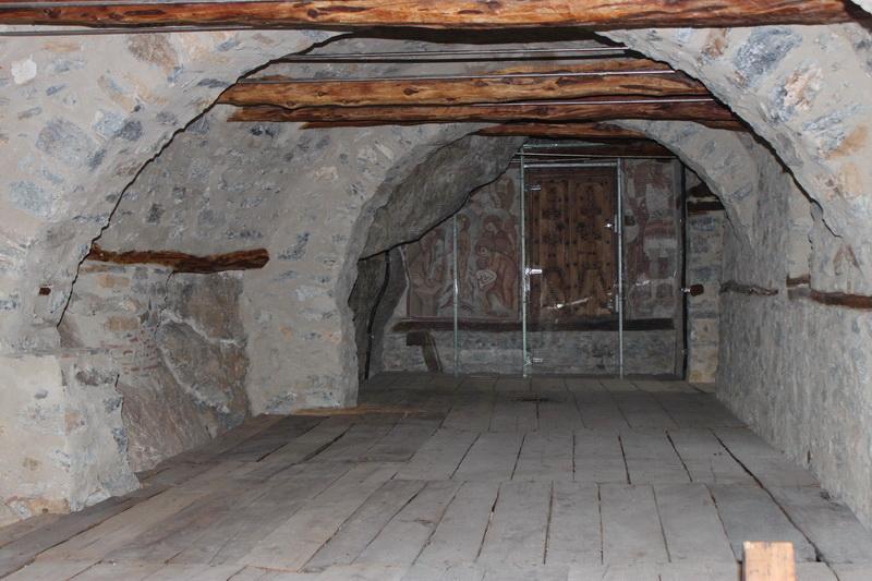 Ολοκληρώνονται οι εργασίες συντήρησης της σκήτης και η κατασκευή νέου μονοπατιού από το μοναστήρι προς τη σκήτη του οσίου Νικάνορα στη Ζάβορδα (ΒΙΝΤΕΟ -ΦΩΤΟ) – Δρομολογήθηκε και η κατασκευή της πεζογέφυρας(!)
