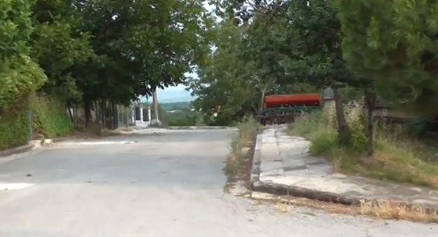 video~ Προβλήματα στο δίκτυο νερού στο Καλαμίτσι Γρεβενών