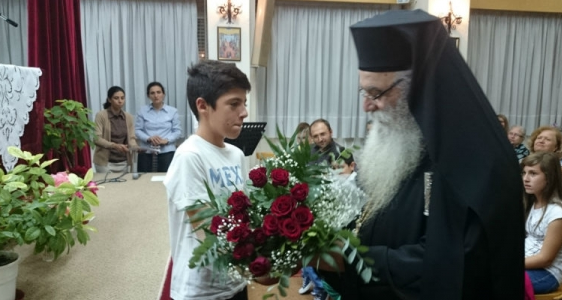 video: Τον Βατόλακκο Γρεβενών επισκέφτηκε ο Σεβασμιώτατος Μητροπολίτης Καστοριάς και Τοποτηρητής της Ιεράς Μητροπόλεως Γρεβενών κ. Σεραφείμ