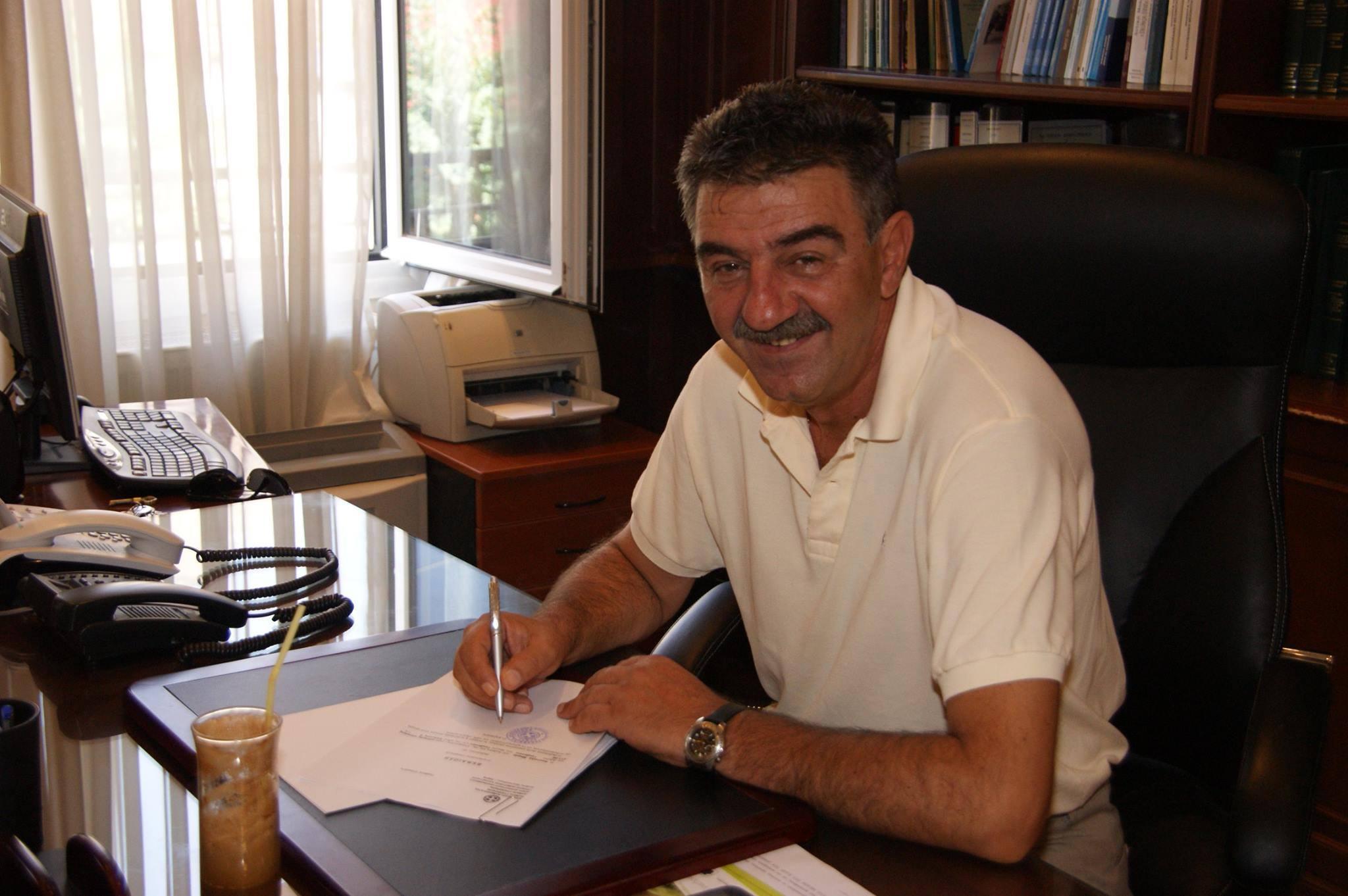 Ανέλαβε σήμερα το πρωί τα καθήκοντά του ο Δήμαρχος Γρεβενών κ. Γιώργος Δασταμάνης