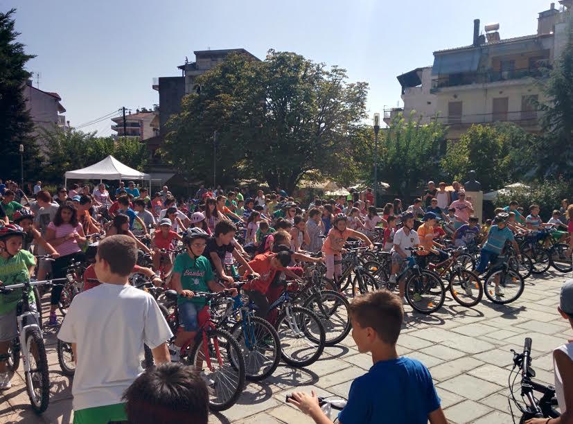 Δήμος Γρεβενών: Ολοκληρώθηκε η Εβδομάδα Κινητικότητας για το 2014