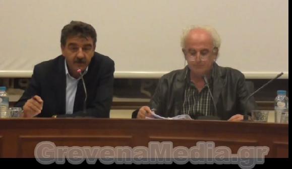 Η συνεδρίαση του δημοτικού συμβουλίου του Δήμου Γρεβενών (video)