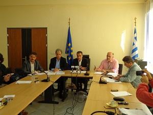 Περιφέρεια Δυτικής Μακεδονίας : Προτεραιότητα η Πανεπιστημιούπολη  στο σχεδιασμό της νέας προγραμματικής περιόδου