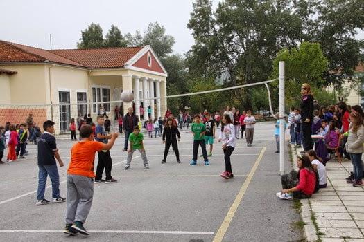 Εντυπωσιακή συμμετοχή του 4ου Δημοτικού Σχολείου Γρεβενών στην «Πανελλήνια Ημέρα Σχολικού Αθλητισμού 2014» (φωτογραφίες)