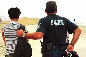 Σύλληψη αλλοδαπού στην Κρυσταλλοπηγή Φλώρινας   σε βάρος του οποίου εκκρεμούσε ένταλμα σύλληψης