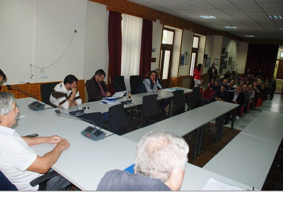 Συνάντηση Δημάρχου Σερβίων – Βελβεντού με τους εργαζόμενους του Δήμου