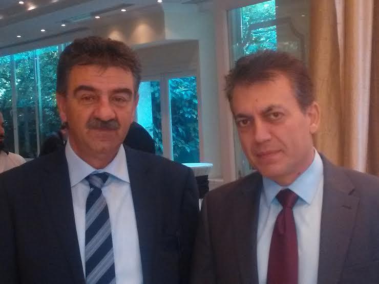 Στην Αθήνα βρέθηκε  ο Δήμαρχος Γρεβενών κ. Γιώργος Δασταμάνης συνοδευόμενος από τους Αντιδημάρχους Μάνθο Αδάμο και Χρήστο Τριγώνη