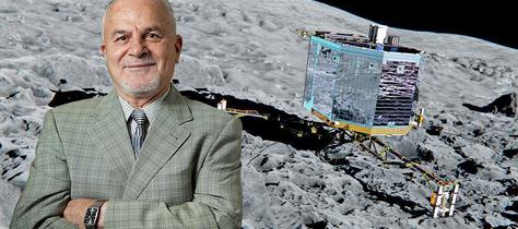ΘΑΝΑΣΗΣ ΟΙΚΟΝΟΜΟΥ: Ελληνας επιστήμονας ταξιδεύει… σε κομήτη