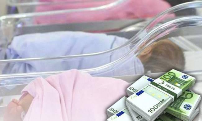 Υπόθεση παράνομης υιοθεσίας στην Πτολεμαϊδα-Γυναίκα προσπάθησε να πουλήσει για 2.500 ευρώ το νεογέννητο κοριτσάκι της-Δείτε τις λεπτομέρειες!