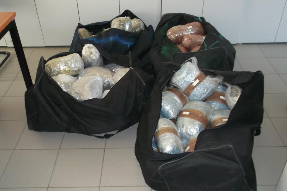 Εξαρθρώθηκε στη Φλώρινα εγκληματική ομάδα που εισήγαγε  μεγάλες ποσότητες ναρκωτικών ουσιών στη χώρα μας