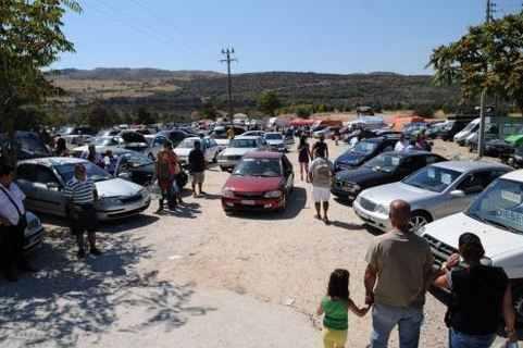 Δημοπρασία οχημάτων στο τελωνείο Καστοριάς