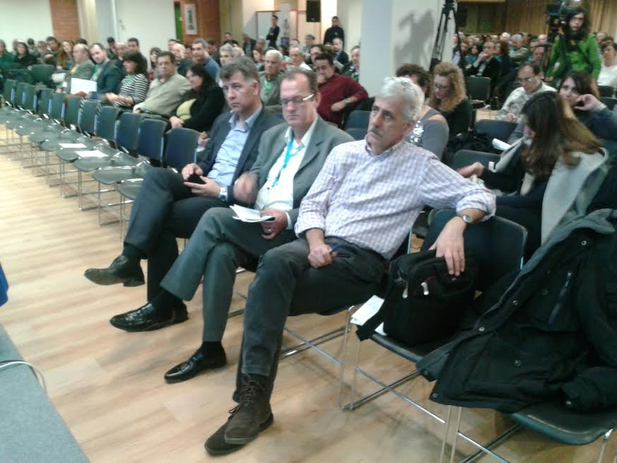 Συμμετοχή του Αντιπεριφερειάρχη Αγροτικής Ανάπτυξης και του Αντιπεριφερειάρχη  Π.Ε Γρεβενών στο 1ο Πανελλήνιο Συνέδριο για την Αγροτική Ανάπτυξη