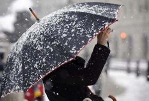 Βροχές και χιόνια σήμερα- Που θα είναι πιο έντονα τα φαινόμενα