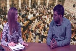 Συνέντευξη του Γραμματέα της Ν.Ε. ΠΑΣΟΚ Γρεβενών Δημήτρη Πρίντζα στο Κανάλι28