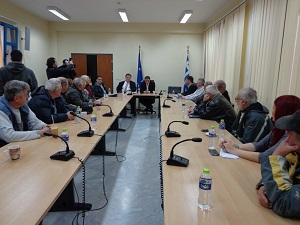 Στήριξη των φανών από την Περιφέρεια Δυτικής Μακεδονίας
