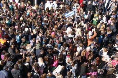 (φωτογραφίες)Οι αποκριάτικες εκδηλώσεις στην πόλη των Γρεβενών – Πολύς κόσμος και αποκριάτικο κέφι !!!