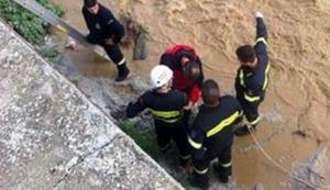 Μοιραία πτώση από γκρεμό σε ποτάμι για 36χρονο άνδρα, κοντά στον κόμβο με την επαρχιακή οδό Βέροια-Κοζάνης