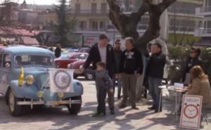 Από την κεντρική πλατεία Γρεβενών ξεκίνησε το 11ο Εαρινό Rally της ΛΕΚΑΜ (video)